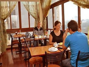 Golden Sun Lakeview Hotel Hanoi - Restaurang