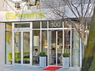 Grimm's Hotel Berliini - Hotellin ulkopuoli