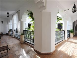 Riad Asna Marakeš - notranjost hotela