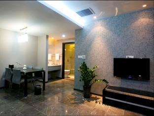 Respond Apartment & Hotel Pudong SNIEC Shanghai - Suite Room