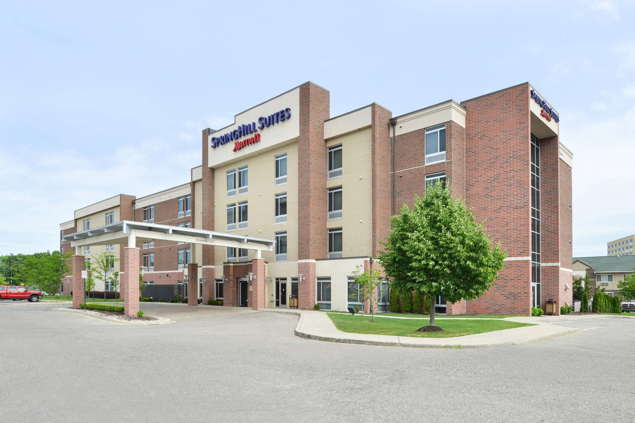 SpringHill Suites Detroit Metro Airport Romulus Detroit (MI) United States