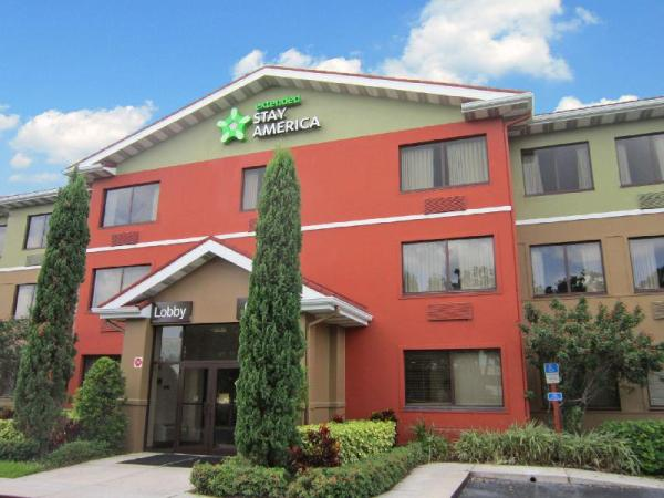 Extended Stay America FLL Cypress Crk NW 6th Way Fort Lauderdale