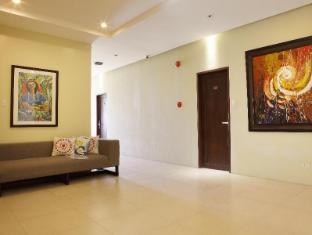 Alba Uno Hotel Себу - Інтер'єр готелю