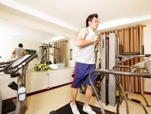 Golden Rose Hotel Ho Chi Minh City - Fitness Room