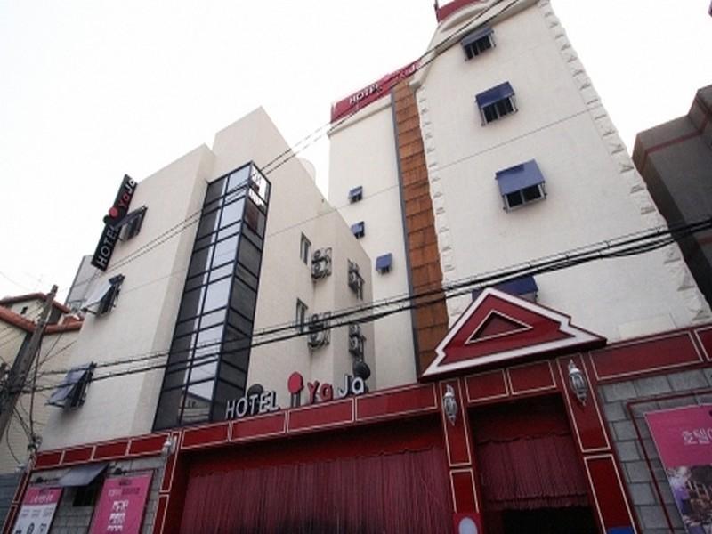 South Korea-호텔 야자 수유 (Hotel Yaja Suyu)