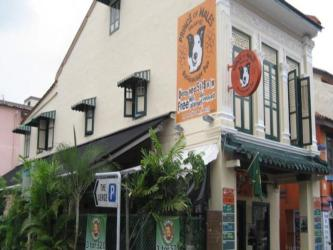 Tarif Hotel Murah di Singapura - Prince of Wales Backpacker @ Little India