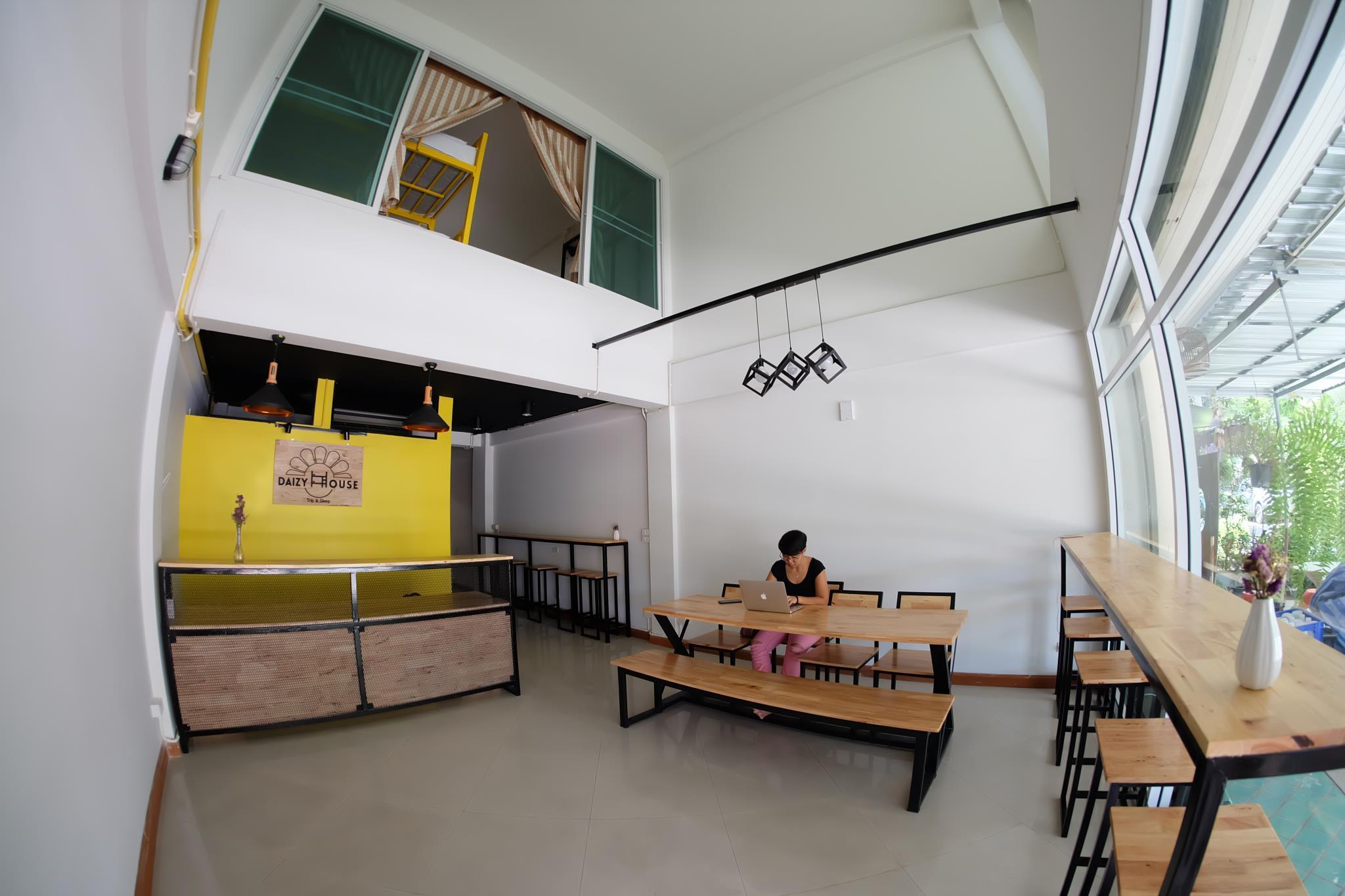 雏菊旅馆,Daizy House