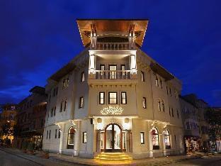 BIZ CEVAHIR HOTEL SULTANAHMET  class=