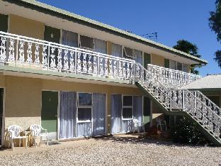 Hotell Alice Motor Inn  i Alice Springs, Australien