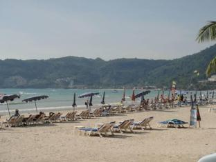 Sutra Beachfront Boutique Hotel Phuket - Beach
