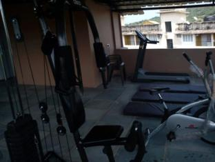 Ginger Tree Beach Resort North Goa - Fitness Room