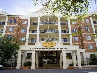 Hotell Windsor Apartments  i Adelaide, Australien