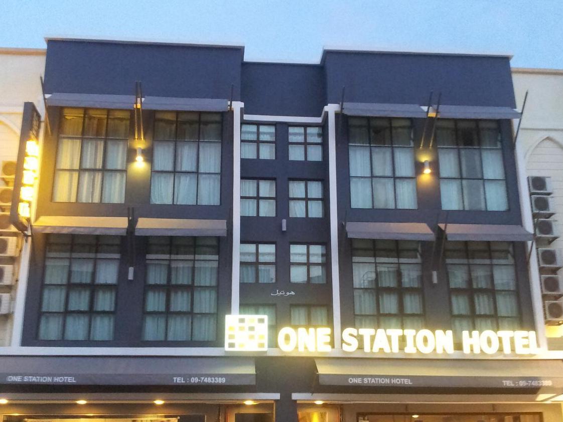 One Station Hotel Kota Bharu