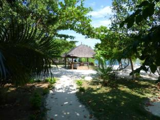 Talima Beach Villas & Dive Resort Mactan Island - Tuin