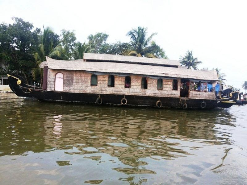 A.T.D.C. House Boats Alleppey