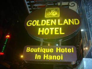 Golden Land Hotel Hanoi - Utsiden av hotellet