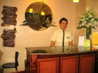 Sun Avenue Tourist Inn And Cafe Tagbilaran City - Recepce