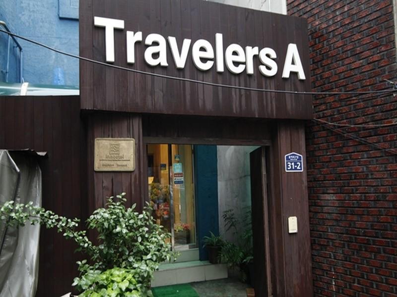 South Korea-트래블러스 A 호스텔 (Travelers A Hostel)