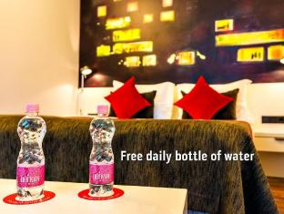 Bohem Art Hotel Budapest - Daily Bottle of Water