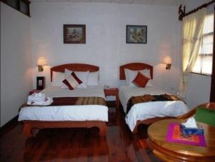 Le Calao Vientiane Hotel Vientiane - Gastenkamer