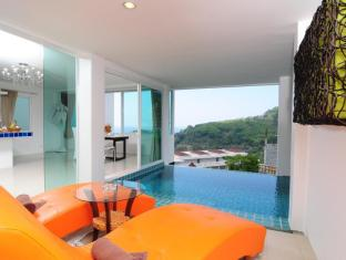 Grand Bleu Ocean View Pool Suite Phuket - 2 Bedroom Ocean View Pool Suite