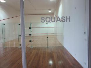 Karon Phunaka Resort and Spa Phuket - Squash room