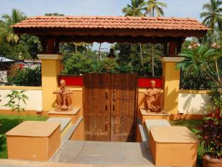 Martin's Comfort Hotel South Goa - Entrance