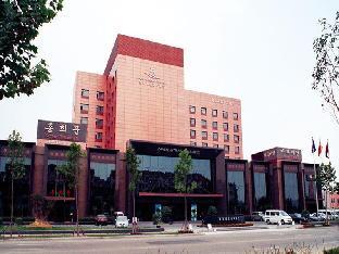 チンタオ ダヌーベ インターナショナル ホテル