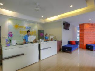 Everyday Smart Hotel Bali - Retseptsioon