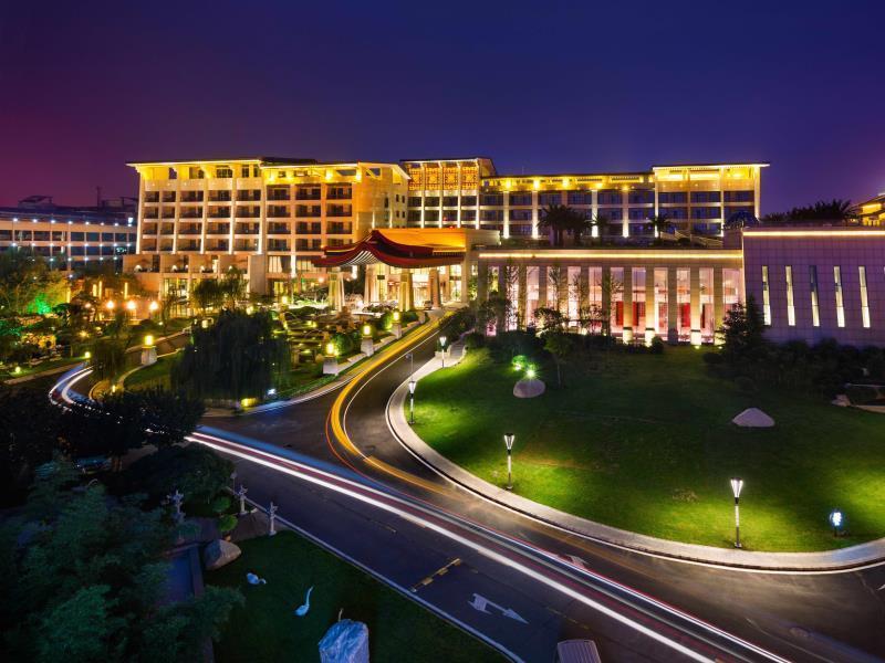 Xian Huaqing Aegean International Hot Spring Resort & Spa Xian