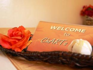 Charts Resort & Art Cafe Panglao Island - Reception