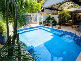 The Willow Boutique Hotel Phnom Penh - Piscina