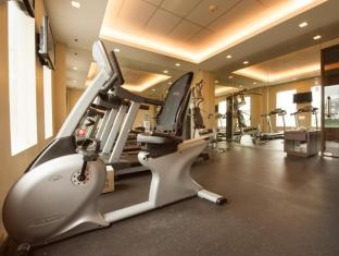 Harolds Hotel Cebu City - Fitneszterem