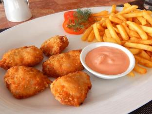 Bohol Vantage Resort Bohol - Chicken Nuggets and Fries