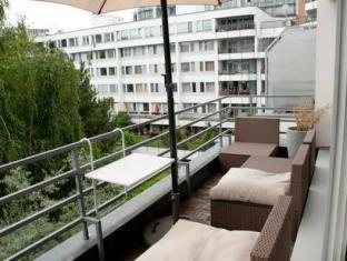 Capitol Apartments Berlin City Berlin - balkon/terasa