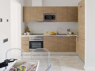 Eric Vökel Boutique Apartments – Gran Via Suites Barcelona - Kitchen