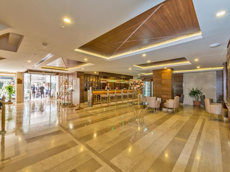 interior bekdas hotel deluxe istanbul interior entrance