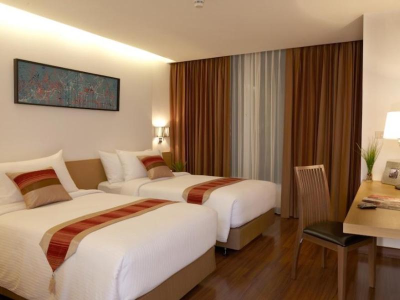 【Sukhumvit Hotel】シティポイント ホテル(Citypoint Hotel)