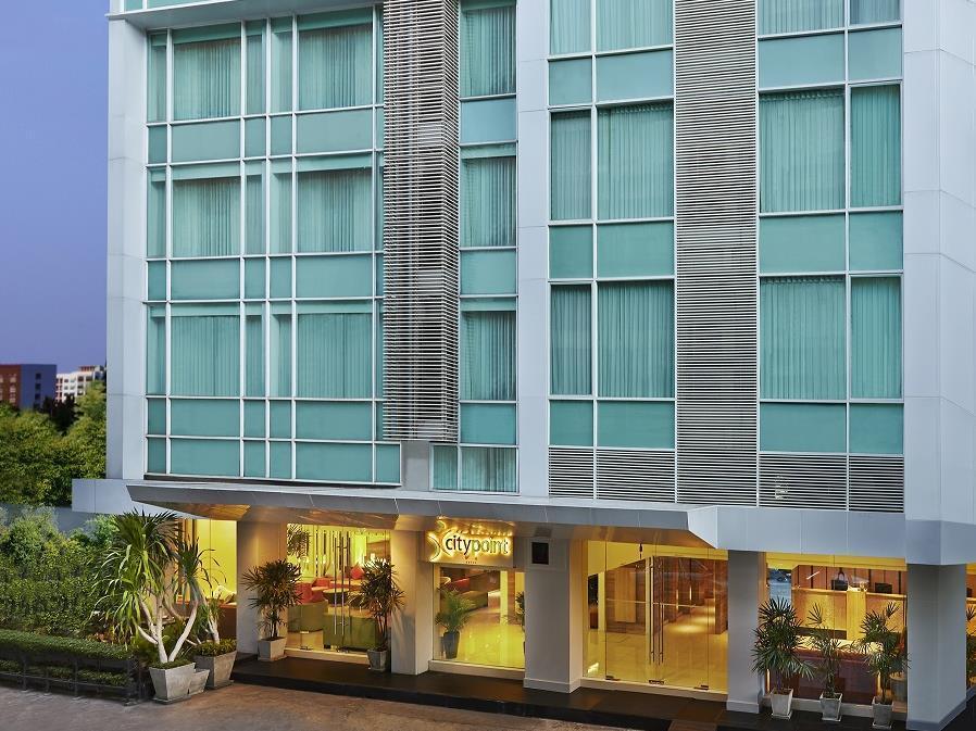 โรงแรมซิตี้พอยท์