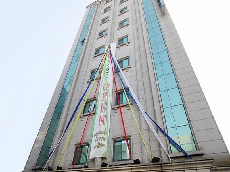 South Korea-톰기 호텔 종로 (Tomgi Hotel Jongno)