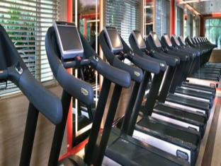 The Palms Town & Country Club New Delhi and NCR - Fitness Room