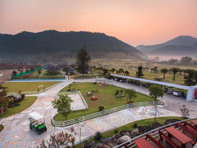 The Resort at Suanphueng - Ratchaburi