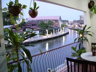 Riverview Guest House Malacca / Melaka - View from Terrace