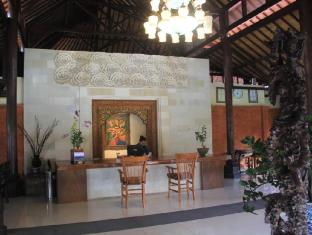 Puri Dalem Sanur Hotel Bali - Vastaanotto