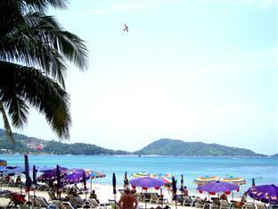 Amarin Residence Patong Beach Phuket - Ranta