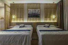 Full Mountain View Superior Twin Room-108 Zen, Qingdao