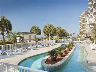 Shore Crest Vacation Villas Hotel Myrtle Beach (SC) - Lazy River