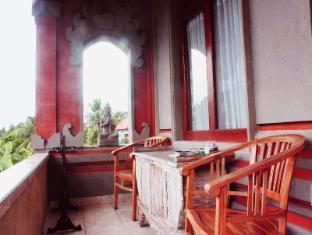 Teba House Ubud Guest House Μπαλί - Μπαλκόνι/Βεράντα