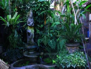 烏布泰巴之家民宿 峇里島 - 庭院