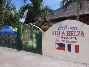 Villa Belza Resort Bohol - Entrance